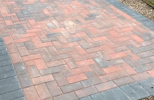 landscaping Leicester