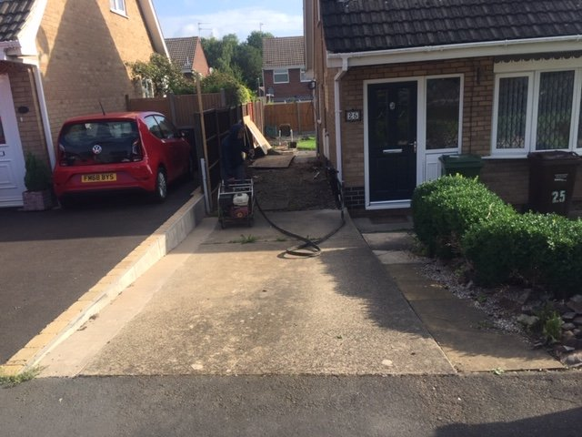 during-block-paving-loughborough